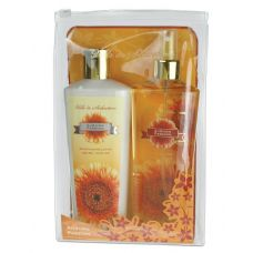 12 Units of 2 piece gift set auburn passion fragrance mist lotion - Perfumes and Cologne