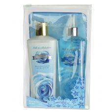12 Units of 2 piece gift set sensual mist fragrance mist lotion