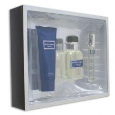 12 Units of 3 piece gift set david gabriel for men fragrance moisturizer/cream