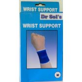 48 Units of Wholesale Dr Sol's Wrist Support