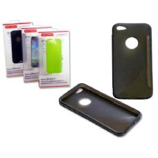 "144 Units of IPHONE 5 TPU COVER 2.4"" X5"" BLACK,BLUE,GREEN,PINK CLR - Cell Phone & Tablet Cases"