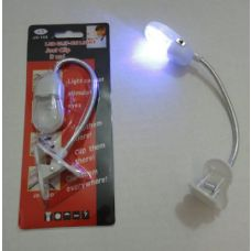 "26 Units of 8"" Super Bright Clip-On Light"