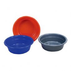 48 Units of Basin Solid Colors Diameters 16.5 - Buckets & Basins