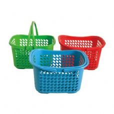 "24 Units of Shopping Basket 13.5""x10""x8.75"" - Baskets"