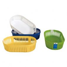 "48 Units of 2 Pack Multi Purpose Baskets 10.2""x5.4""""x2.5"" - Baskets"