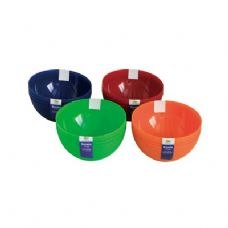 """48 Units of 4 Pack Round Bowl 30 oz 6""""diameter. - Plastic Bowls and Plates"""