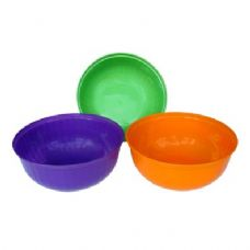 48 Units of 6Qt Large Round Bowl - Plastic Bowls and Plates