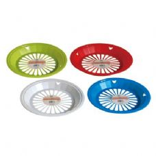 96 Units of 4PK Paper Plate Holders - Plastic Bowls and Plates