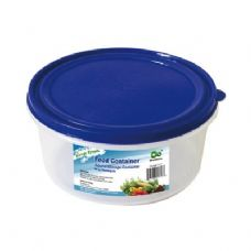 96 Units of Round Storage Container 96oz - Food Storage Bags & Containers