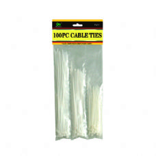 96 Units of 100PC Cable Ties - CABLE/ANTENNAE/WIRES