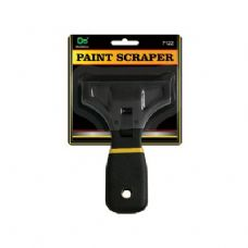 60 Units of Scraper With/Rubber Grip - Paint and Supplies