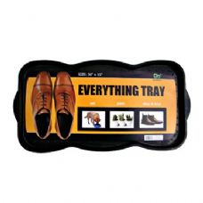 "24 Units of Shoe/Boot Tray 26.75""x15"" - Tray"