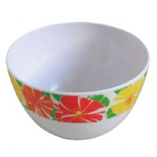 96 Units of Melamine Dinner Bowl 38oz - Plastic Dinnerware