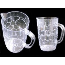 48 Units of crystal like beer cup - Plastic Serving Ware
