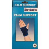 48 Units of Wholesale Dr Sol's Palm and Wrist Support