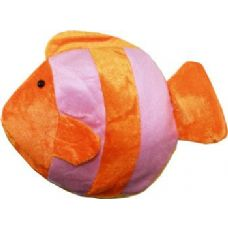 120 Units of Fish Plush CD Holder - CD and DVD Accessories