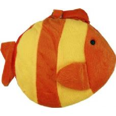 120 Units of Plush Fish CD Holder - CD and DVD Accessories