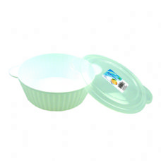 48 Units of Round Container With Lid 63oz