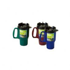 48 Units of Insulated Travel Mug 16oz - Coffee Mugs