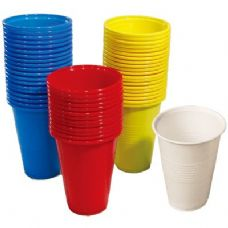 48 Units of 16PC Disposable Cups 16oz - Plastic Drinkware