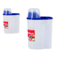 48 Units of 2 large cereal pitchers w/cup - Plastic Drinkware