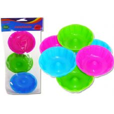 96 Units of 6 asst jelly moulds - Kitchen Gadgets & Tools