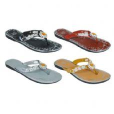 Wholesale Bulk Ladies Summer Flip Flops