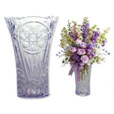 48 Units of flower crystal like vase