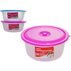 72 Units of round food container