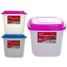 72 Units of square storage container