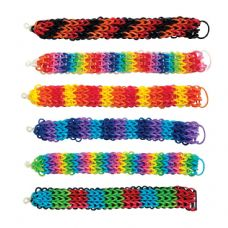 72 Units of Wide Loom Bracelet - Bracelets