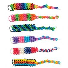 72 Units of 2 Ways Loom Bracelet - Bracelets