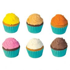 180 Units of Gourmet Cupcake Scented Erasers - Erasers