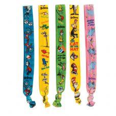 72 Units of Seuss Stretch Bookmark - Book Accessories