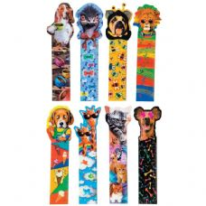 100 Units of Animals Rule Hologram Bookmark - Book Accessories
