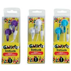 48 Units of Gadgetz Earbuds