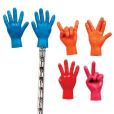 144 Units of Bend Me Shape Me Hand Topper - Pencil Grippers / Toppers