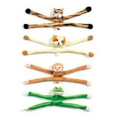 48 Units of Long Arm Locker Buddies Plush Magnet - Bracelets