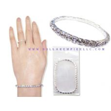144 Units of BRACELET W/DIAMOND - Bracelets