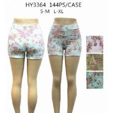72 Units of Ladies Fashion Shorts - Womens Shorts