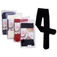 288 Units of STOCKING GIRL'S 6-8 YRS MEDASST CLR - Childrens Tights