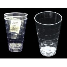 72 Units of 2 pc  tumblers - Plastic Drinkware