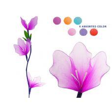 144 Units of FLOWER DECORATIVE 1.1M 6ASST - Artificial Flowers