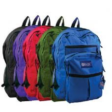 20 Units of 17 Inches School Backpack - Backpacks 17""