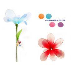 """144 Units of SILK FLOWER 26.6"""" LONG 4ASST CLR PACKING: - Artificial Flowers"""