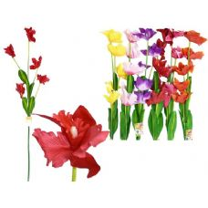 144 Units of FLOWER ORCHARD 5HEAD 119CM L 6ASS - Artificial Flowers