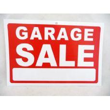 "576 Units of ""Garage Sale"" Sign"