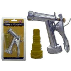 "96 Units of HOSE NOZZLE 1""DB: 4.7X7.5"" - GARDEN WATER NOZZLES/HOSE SUPPLIES"