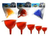 72 Units of 5pc Funnel Set