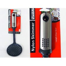 "96 Units of SKIMMER NYLON W/HANDLE 31CM12.2"" - Kitchen Utensils"